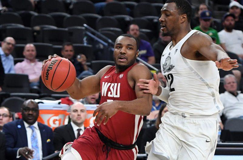 Milan Acquaah Announces Transfer From Washington State College Basketball Nbc Sports