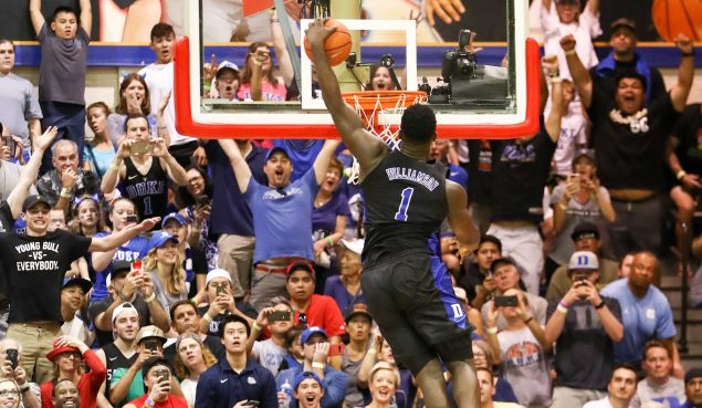What You've Missed: Now that football is over, get caught up on college hoops