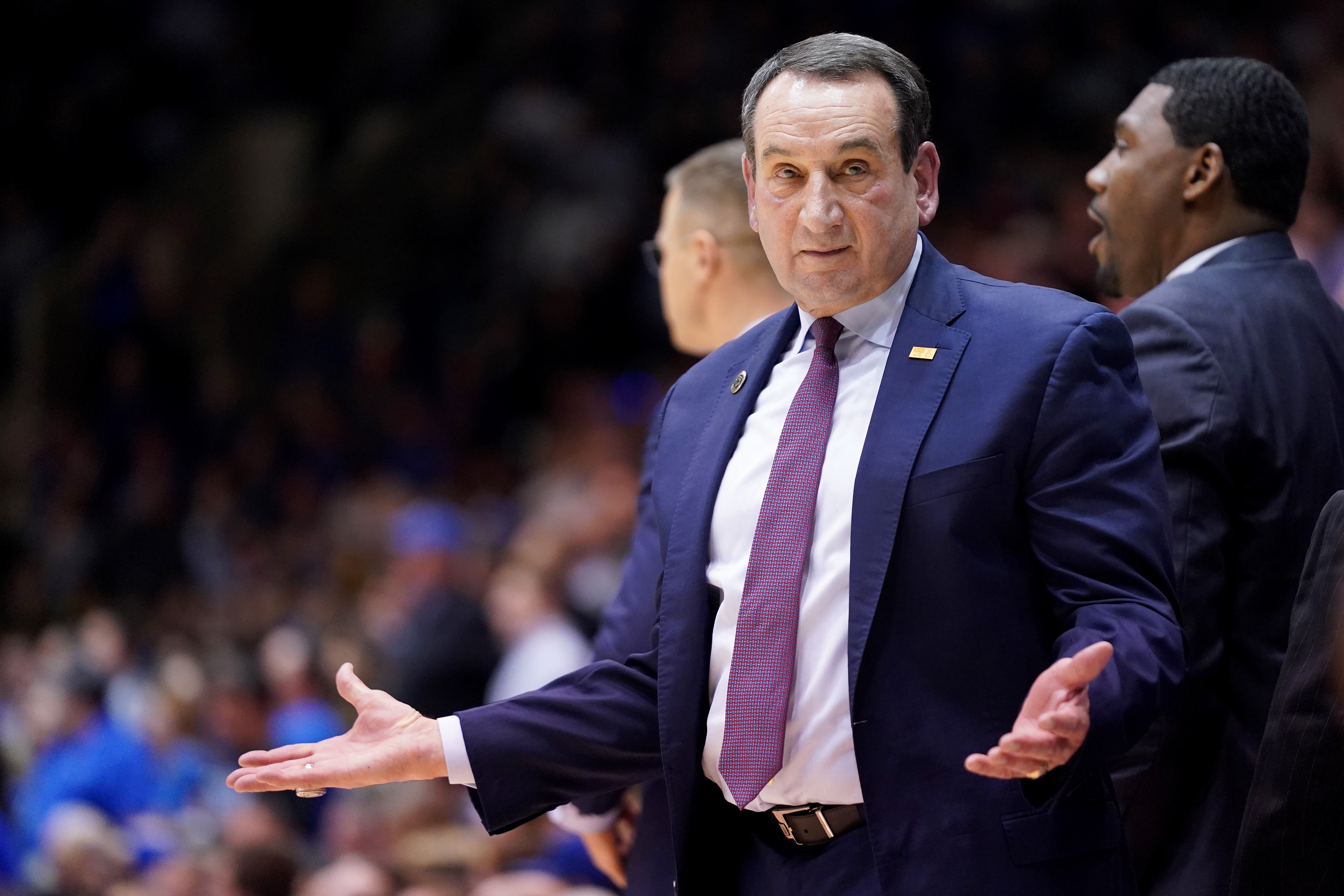 Coach K rips the NCAA: 'What's our plan' for the future?