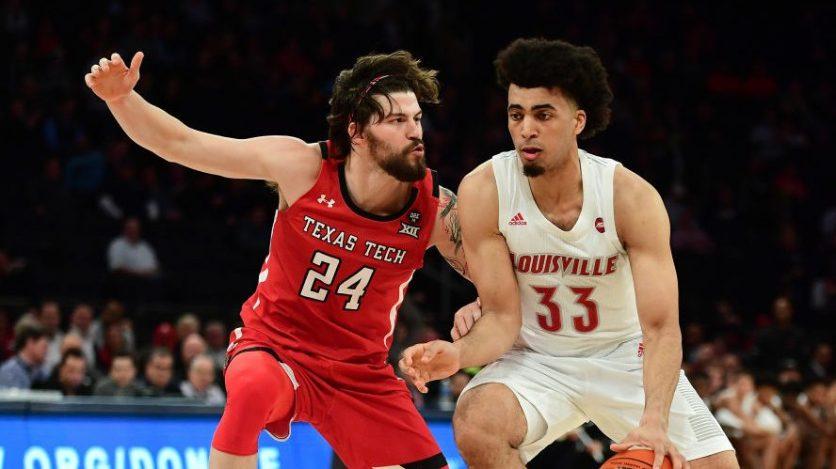 He S A Player Walk On Avery Benson Has Become Vital To Texas Tech S Basketball Success College Basketball Nbc Sports