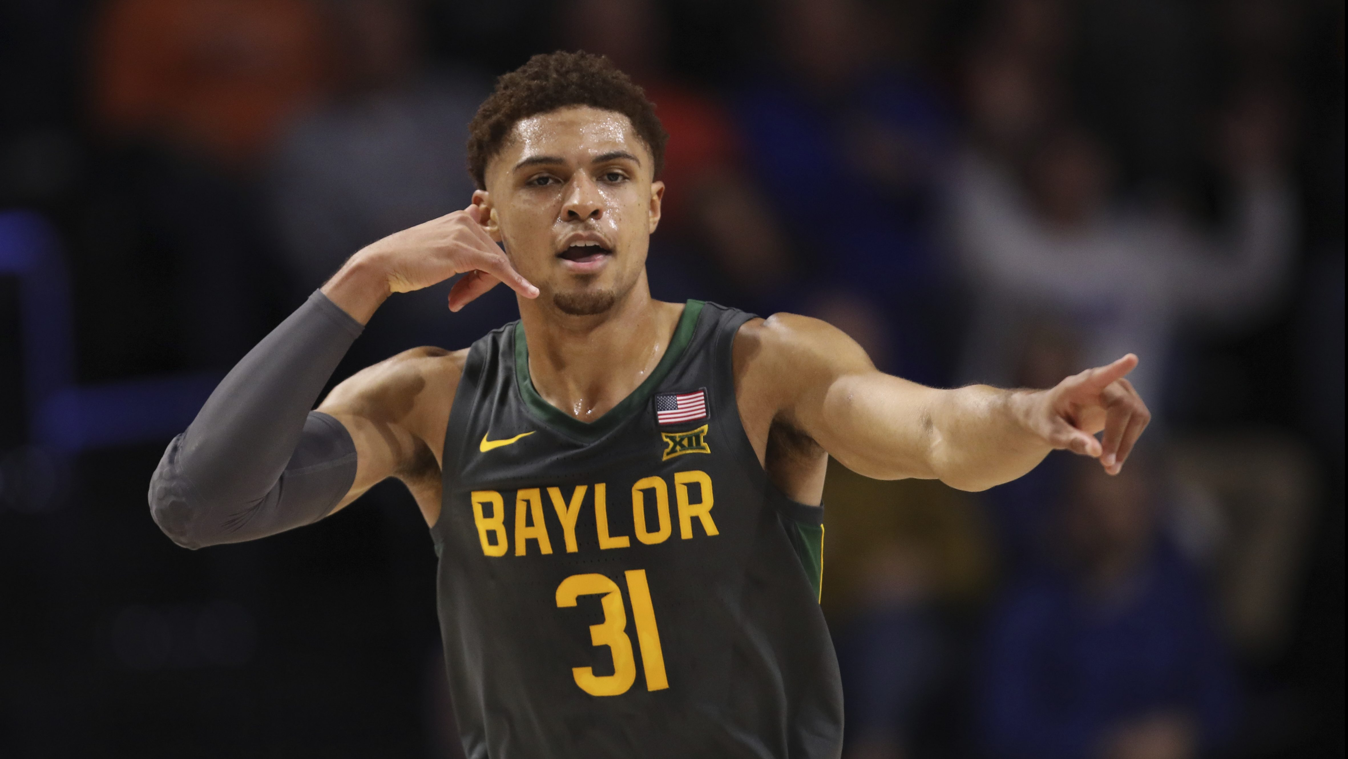Bracketology: Baylor strengthens its grip on the No. 1 overall seed