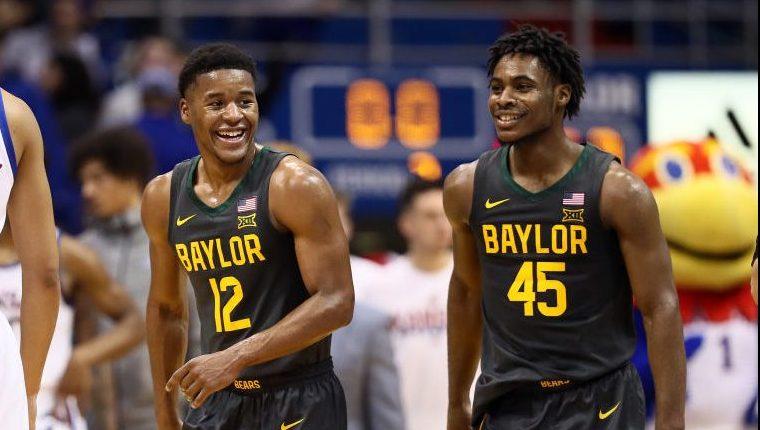 College Basketball Top 25: Baylor, Gonzaga, Kansas top the list