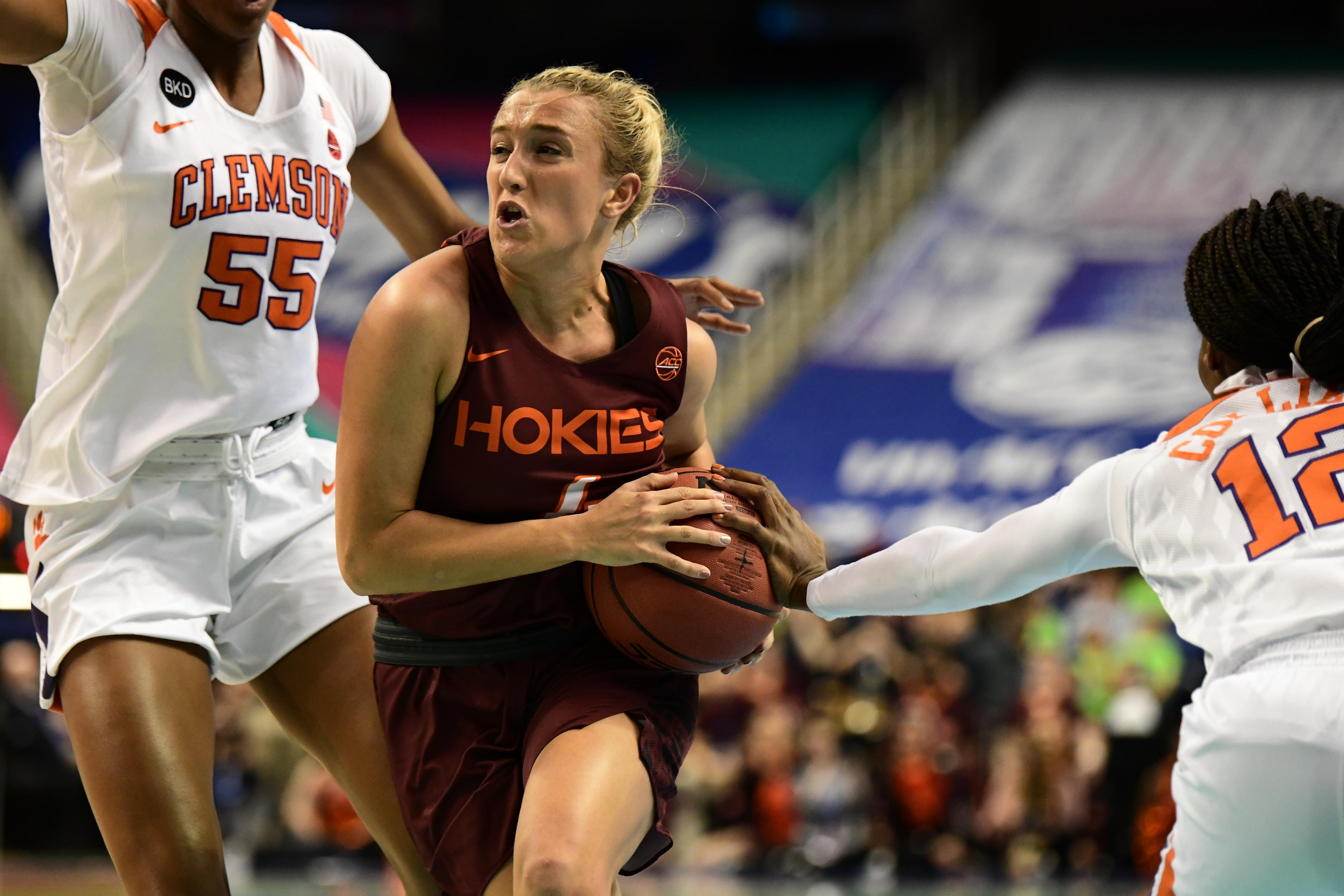 Meet The Mabreys: Three sisters making a splash in women's hoops - CollegeBasketballTalk   NBC Sports