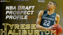 tyrese haliburton nba draft