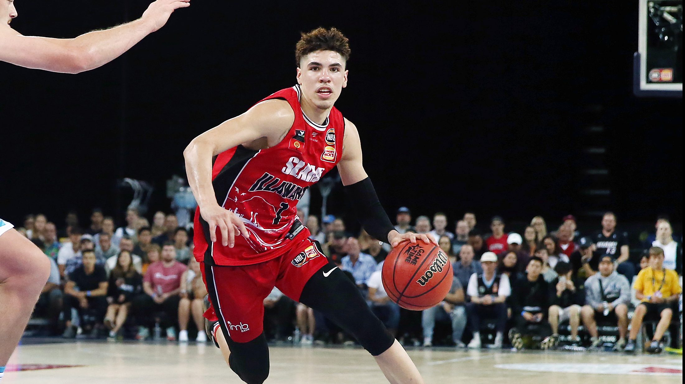 lamelo ball 2020 nba draft