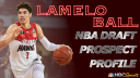 lamelo ball nba draft