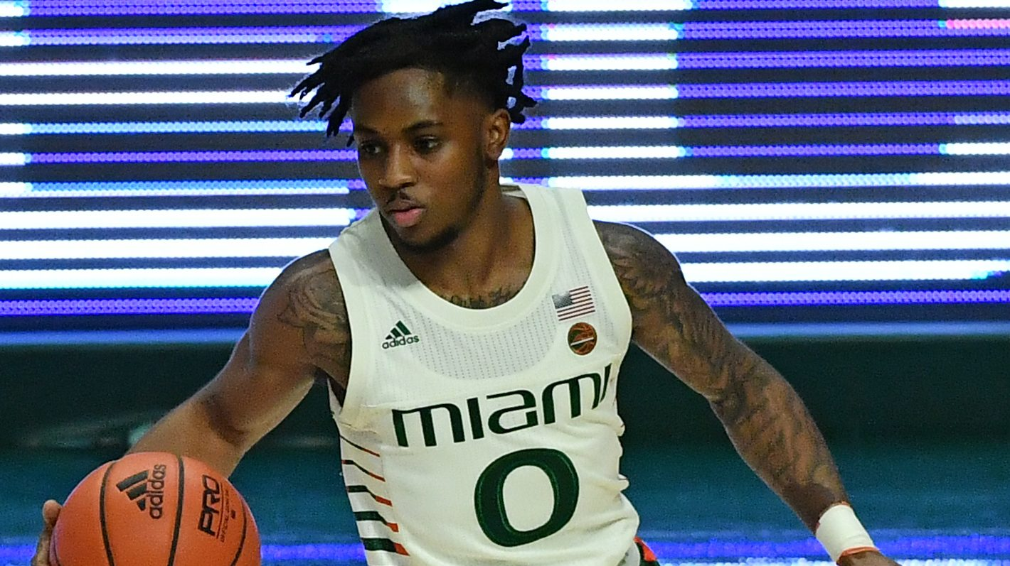 Miami's Chris Lykes unlikely to play again this season - College ...